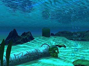 ruinele atlantidei