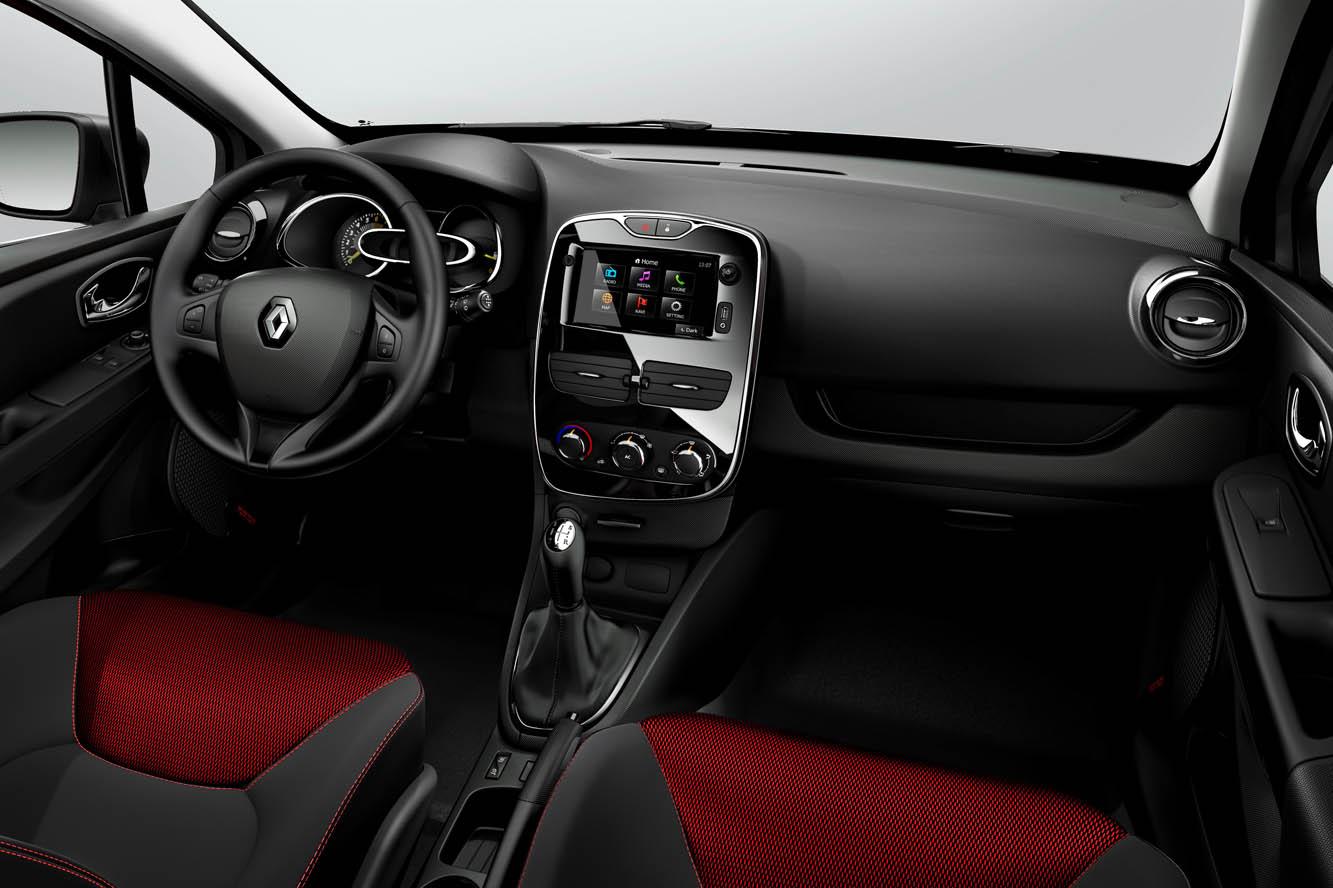 Automobilul un mod de viata aventura cunoasterii for Clio 4 interieur rouge