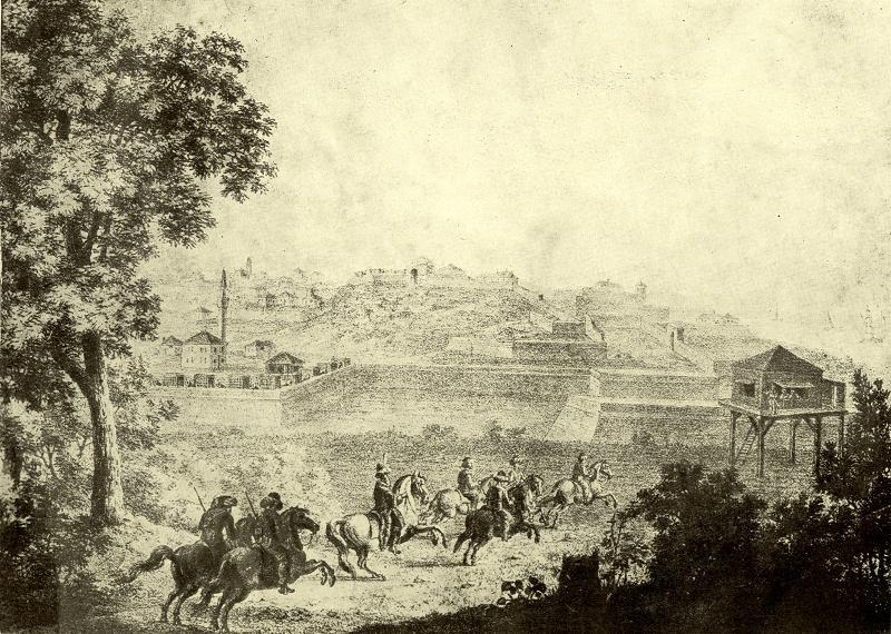 CETATEA BRAILEI 1826