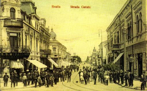 STRADA GALATZ