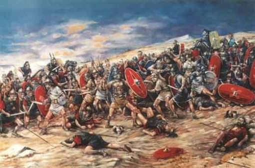 lupta lui spartacus impotriva romanilor