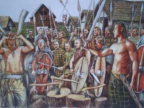 razboinicii celti