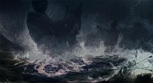 mitul potopului si Atlantida