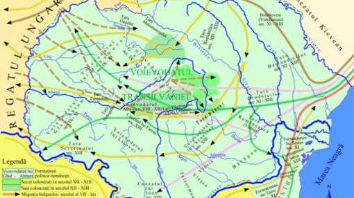 ce au gasit ungurii in Transilvania