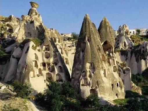 cappadocia ,enigma sau miracol
