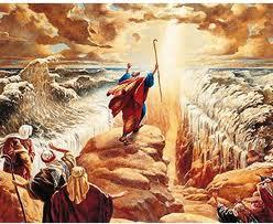 exodul evreilor lui Moise