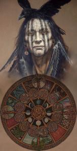 zodiacul amerindienilor