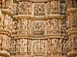 khajuraho, templele iubirii